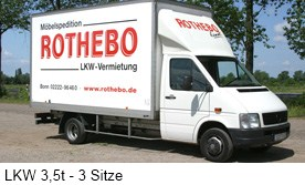 lkw 3 5t mit hebeb hne. Black Bedroom Furniture Sets. Home Design Ideas